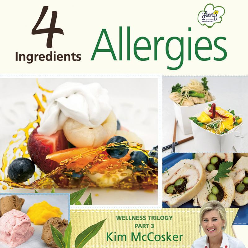 4 Ingredients Allergies