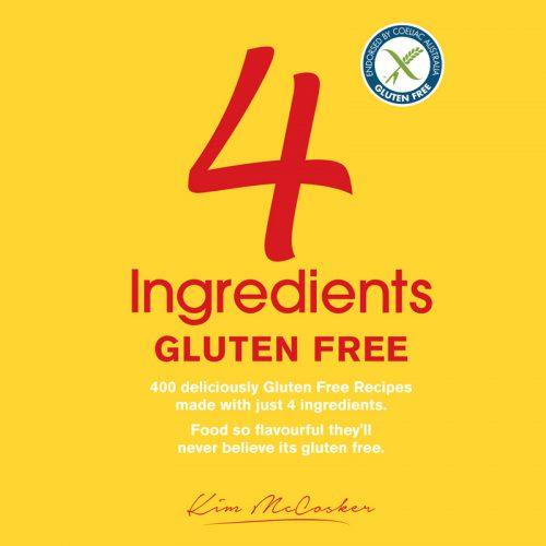 4 Ingredients Gluten Free