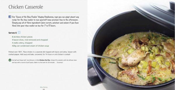 4 Ingredients Menu Planning l Chicken Casserole