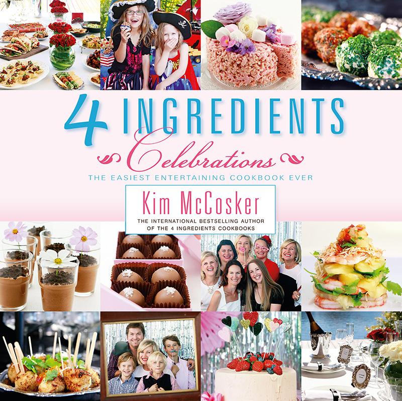 4 Ingredients Celebrations