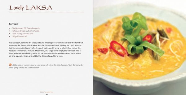 4 Ingredients l Gluten Free Lactose Free l Lovely Laksa