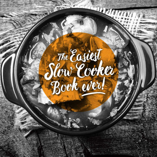 4 Ingredients l Easiest Slow Cooker Book Ever