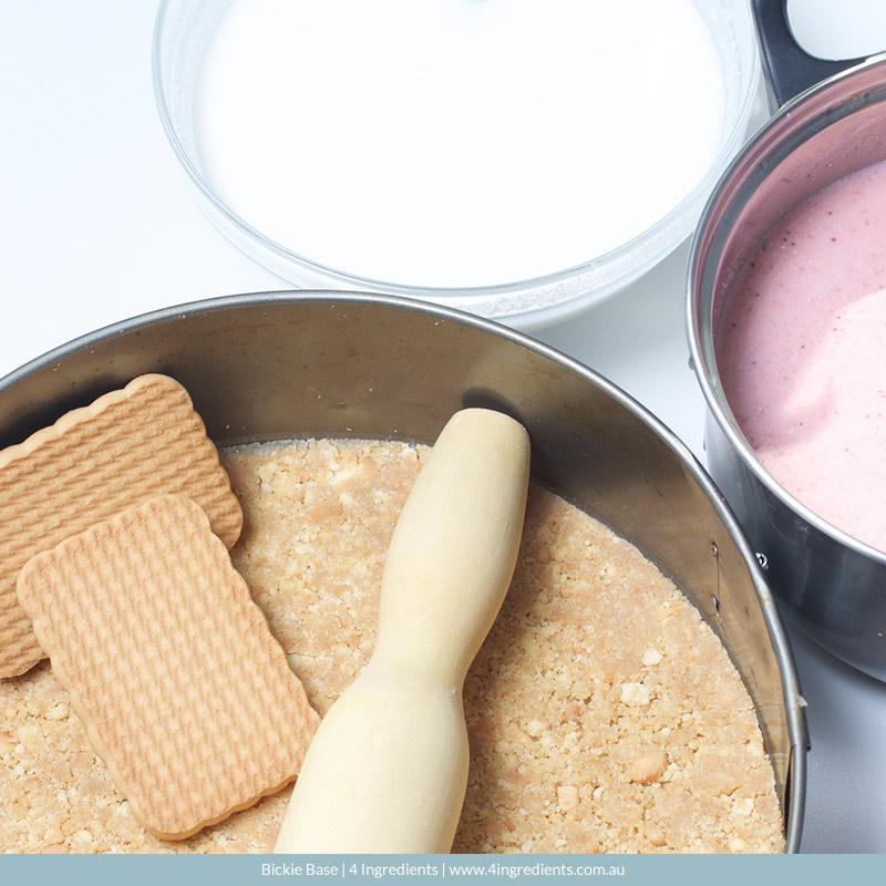 Bickie Base | 4 Ingredients