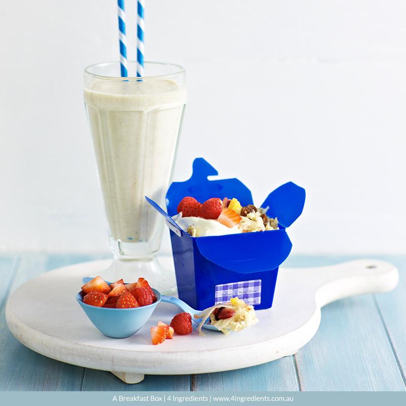 Breakfast Box | 4 Ingredients