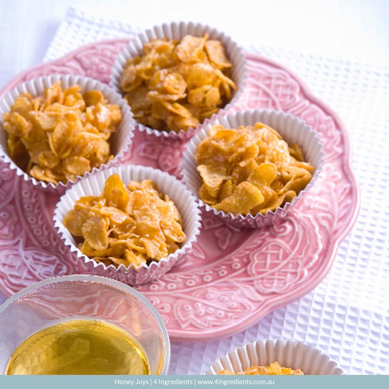 Honey Joys   4 Ingredients