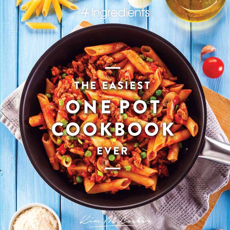 The Easiest One Pot Cookbook Ever