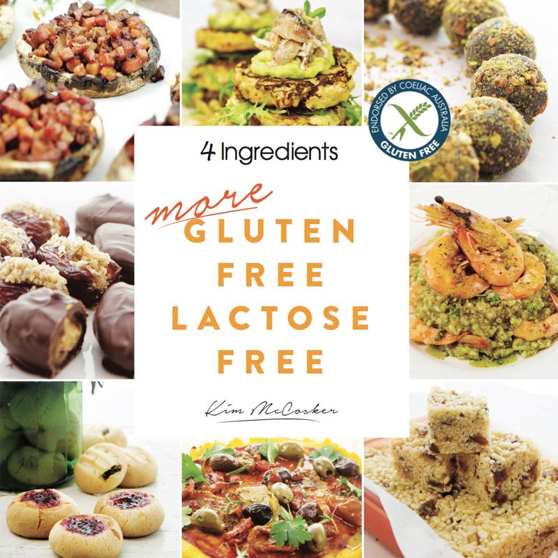 4 Ingredients More Gluten Free Lactose Free