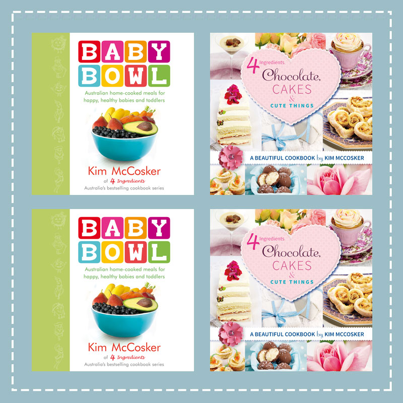 Baby Bowl and Chocolate, Cakes and Cute Things – One to Keep and One To Give