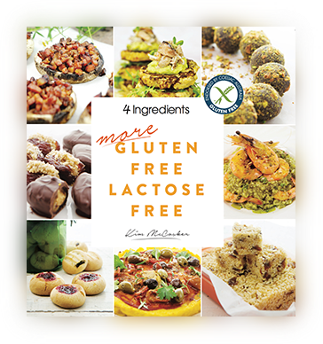 More Gluten Free Lactose Free Available Now! | 4 Ingredients