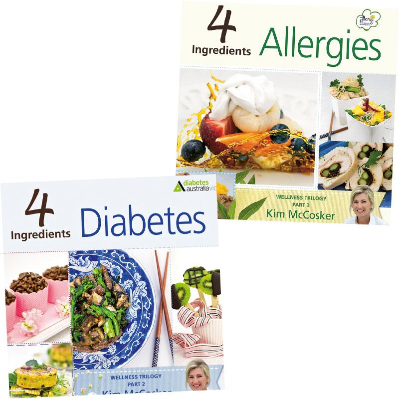 4 Ingredients Allergies and Diabetes