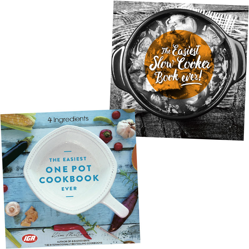 Cookbooks every man should own!