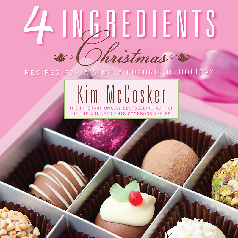 4 Ingredients Christmas eBook