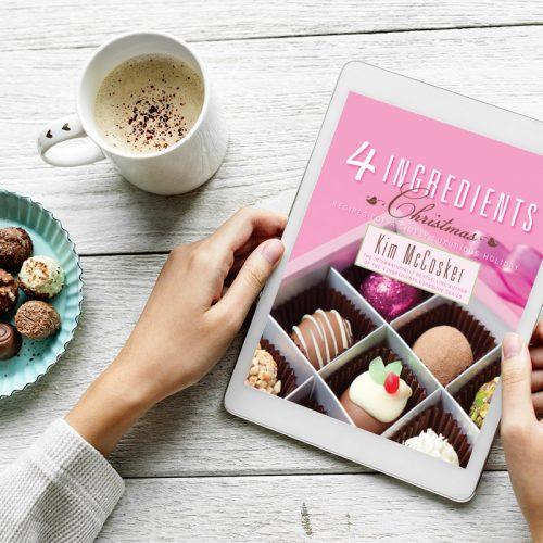 4 Ingredients Christmas (Digital eBook)