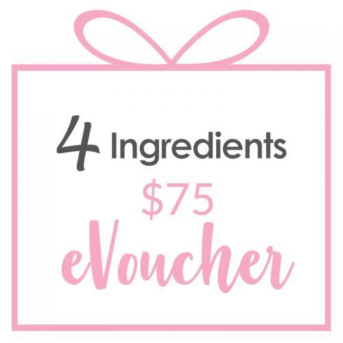 eVoucher $75