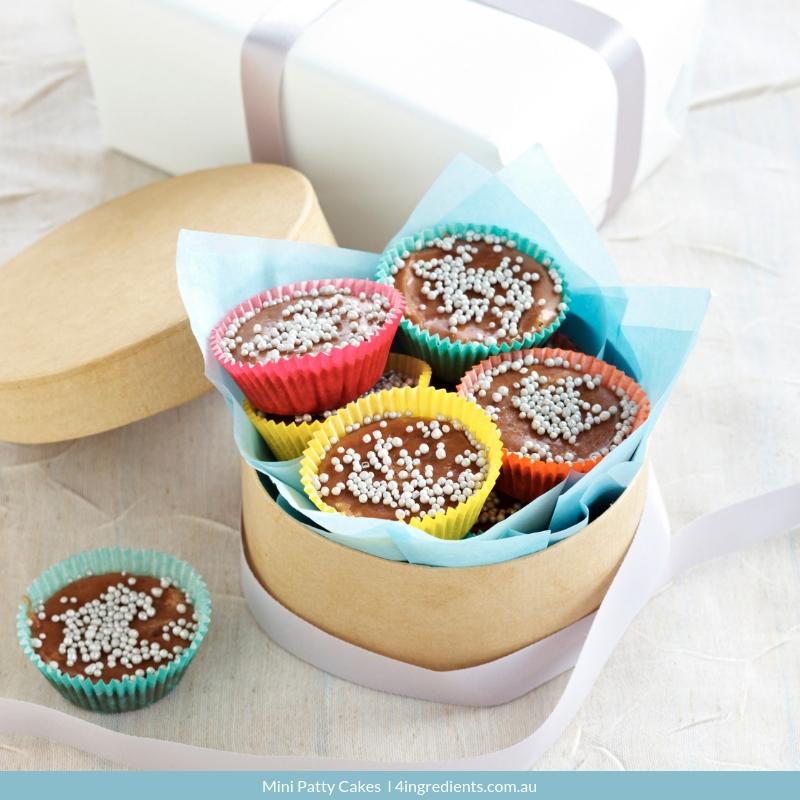 Mini Patty Cakes
