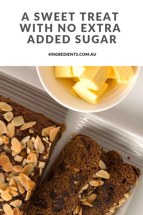 A Sweet Treat with No Extra Added Sugar!