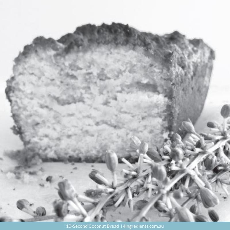 10-Second Coconut Bread