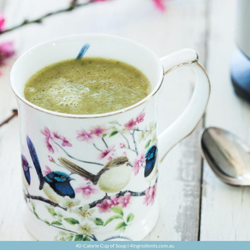 40-Calorie Cup of Soup
