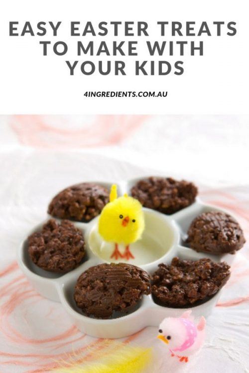 Easy Easter Treats to Make With Your Kids