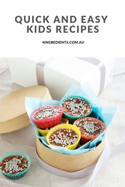 Quick and Easy Kids Recipes
