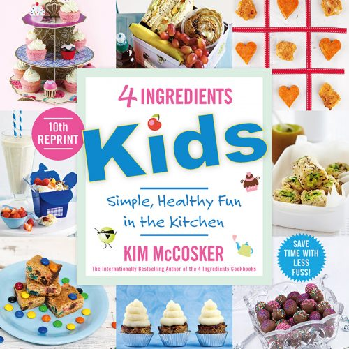 4 Ingredients Kids In Colour