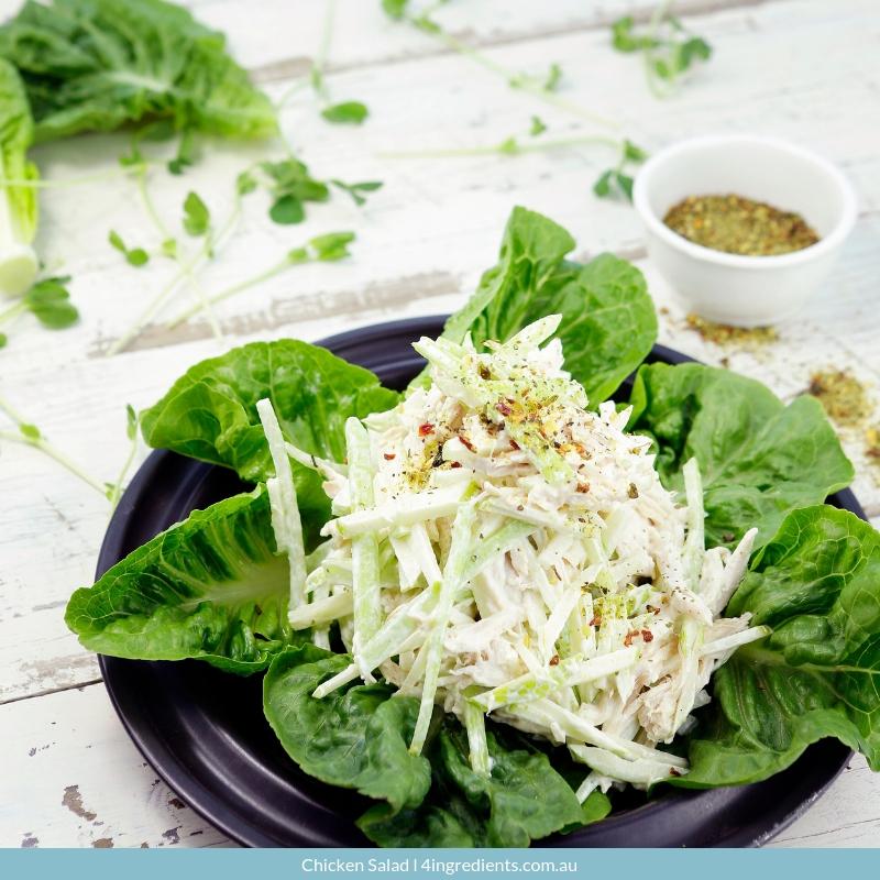 Chicken Salad - Summer Salads