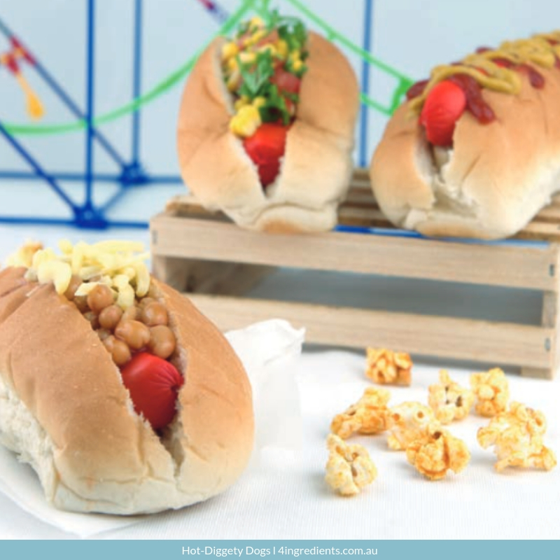 Hot-Diggety Dogs