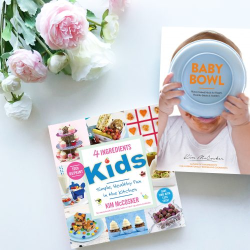 Baby Bowl & 4 Ingredients Kids