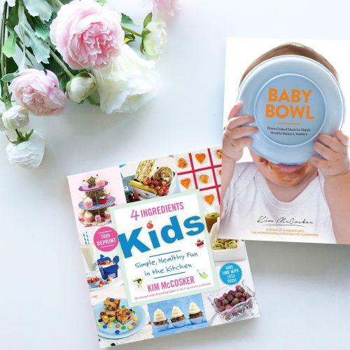 Baby Bowl & 4 Ingredients Kids