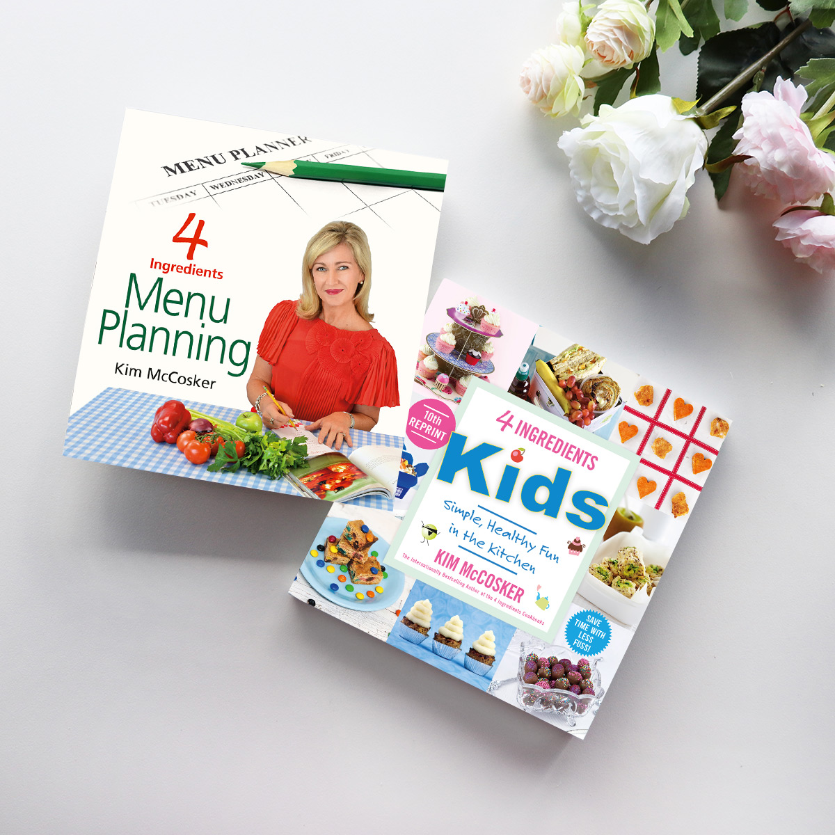 4 Ingredients Kids & 4 Ingredients Menu Planning