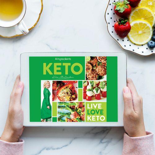 4 Ingredients Keto (Digital eBook)