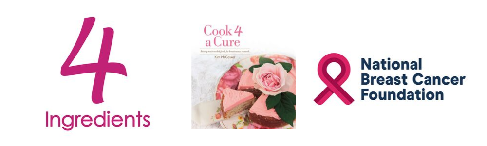 4 Ingredients NBCF Cook 4 a Cure