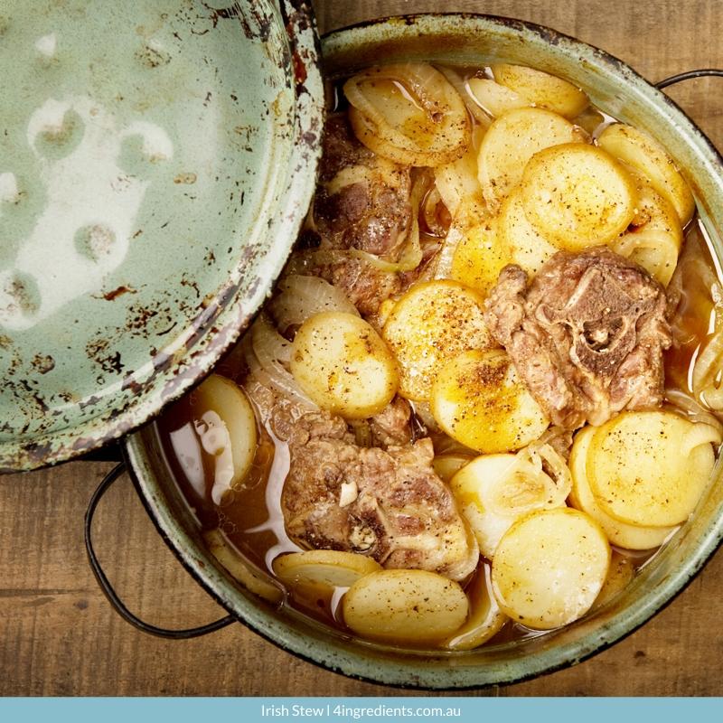 4ING l Recipe Image l Irish Stew