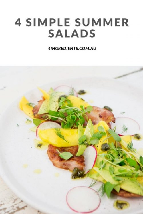 Blog 4 simple summer salads
