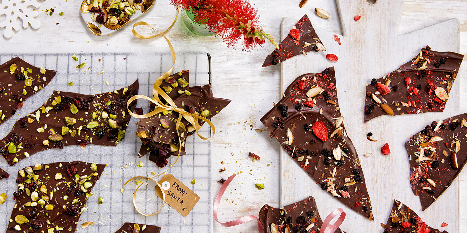 4 Ingredients Christmas recipes