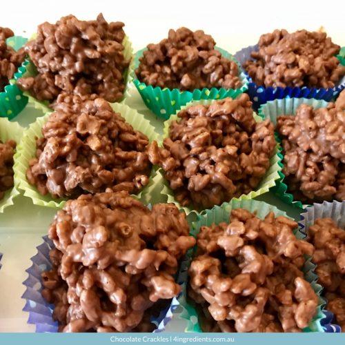 4ING l Recipe Image l Chocolate Crackles