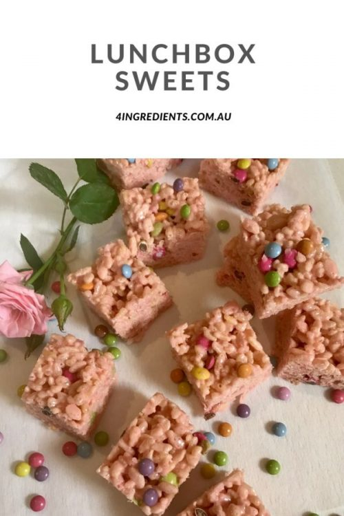 Lunchbox Sweets