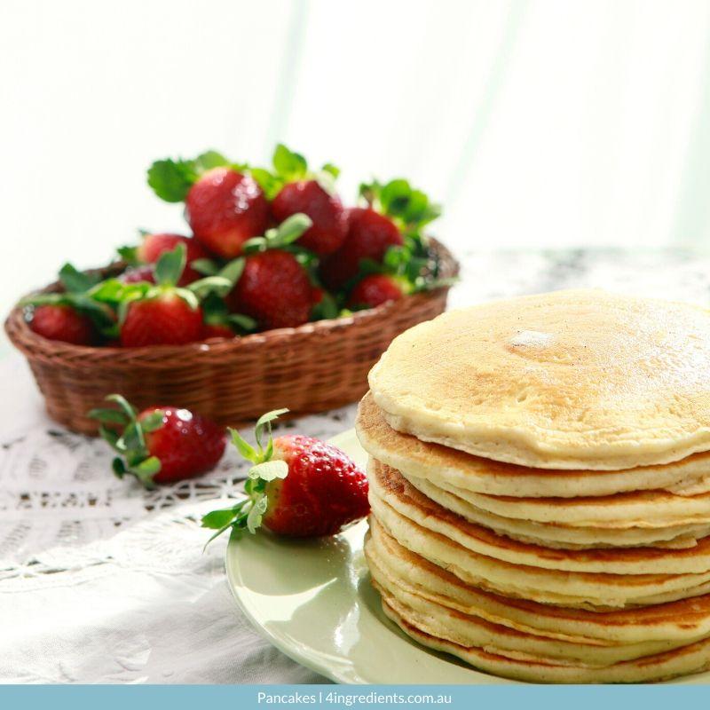 4ING l Recipe Image l Pancakes