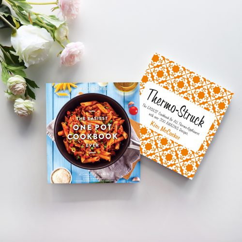 The Easiest One Pot Cookbook Ever & ThermoStruck