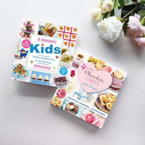 4 Ingredients Kids & 4 Ingredients Chocolate, Cakes & Cute Things