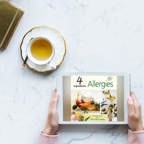 4 Ingredients Allergies (Digital eBook)