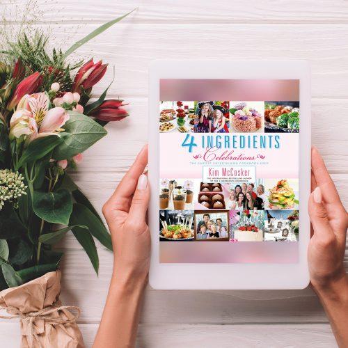 4 Ingredients Celebrations (Digital eBook)