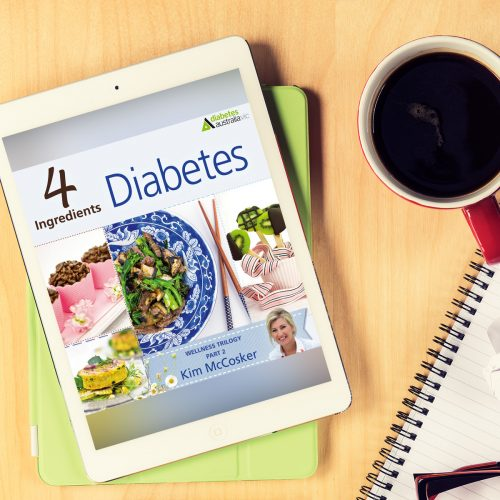 4 Ingredients Diabetes (Digital eBook)