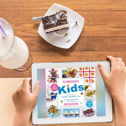4 Ingredients Kids (Digital eBook)