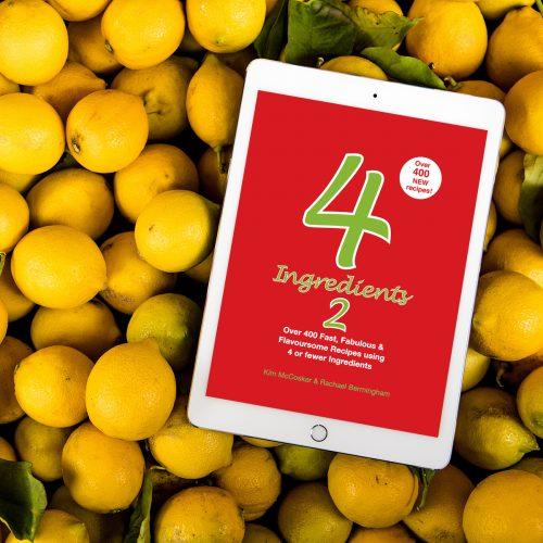 4 Ingredients 2 (Digital eBook)