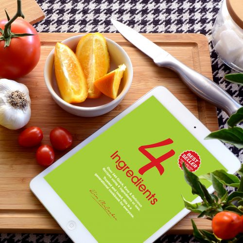 4 Ingredients (Digital eBook)