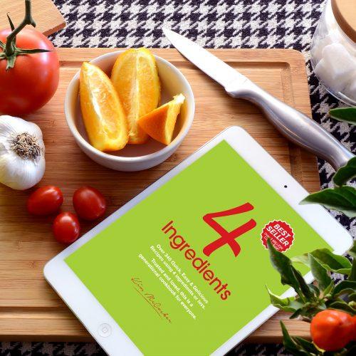 4 Ingredients (Digital eBook)