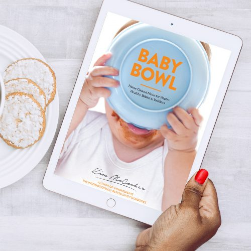 Baby Bowl (Digital eBook)