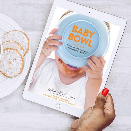 Baby Bowl (Digital eBook)
