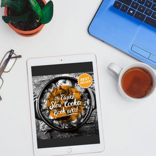 The Easiest Slow Cooker Book Ever (Digital eBook)